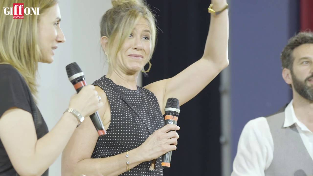 Special Jennifer Aniston - Giffoni Film Festival