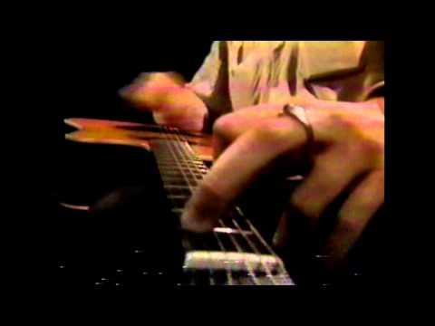Jeff Healey - 'Angel Eyes' - 1988 acoustic