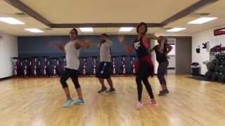 Zumba with MoJo: Nadie Como Tu ft. Fat Joe by Leslie Grace