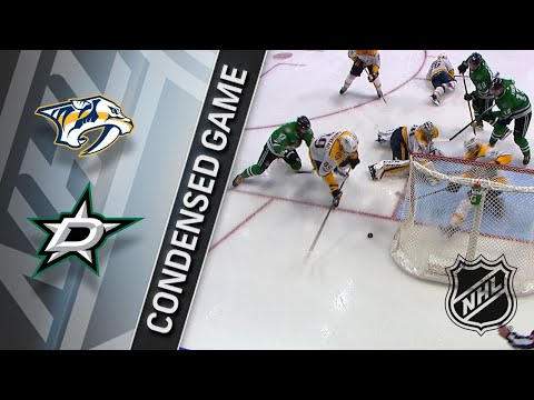 12/05/17 Condensed Game: Predators @ Stars