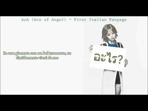 [AoA Italy] Without You - Sub Ita