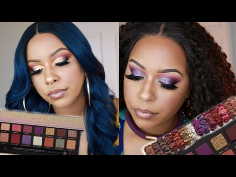 MAKEUP MONDAY: ABH X Jackie Aina Palette | 2 Looks | (EYES ONLY) thumbnail