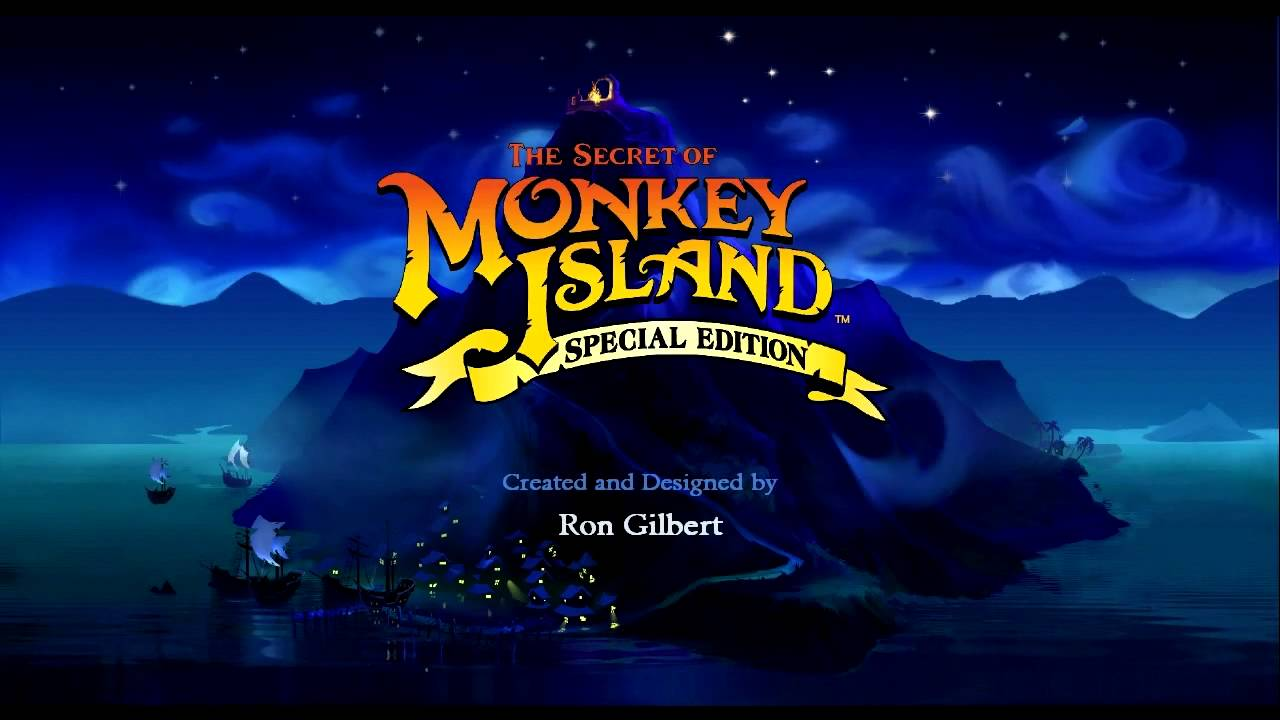 Secret Of Monkey Island  Review
