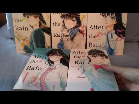 Manga Review: After The Rain