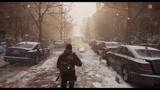The Division (BETA) PC Gameplay 4K