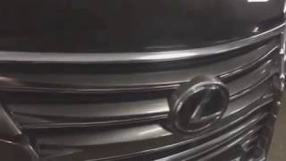 Универсальный доводчик автомобильных дверей на  Lexus LX