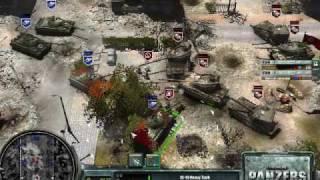 Codename Panzers Cold War - Gameplay
