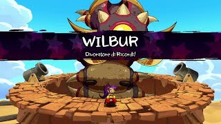 Shantae Half Genie Hero - Wilbur (Boss fight #03 )