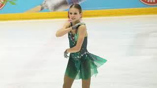 Alexandra Trusova Cup of Russia 2020 stage 4 SP Трусова КР2020 этап 4 КП 8 11 2020