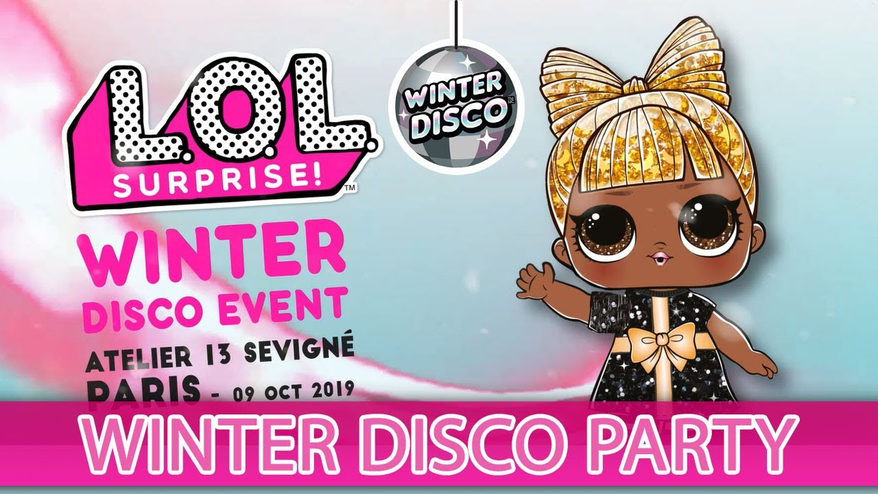 LOL Winter Disco Party