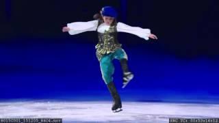 Новогоднее представление «Синдбад и принцесса Анна» в ОК «Лужники»...