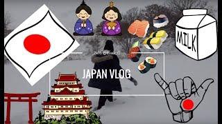 [VLOG] 2016 Japan trip//Osaka//Hokkaido//Tokyo|Eva