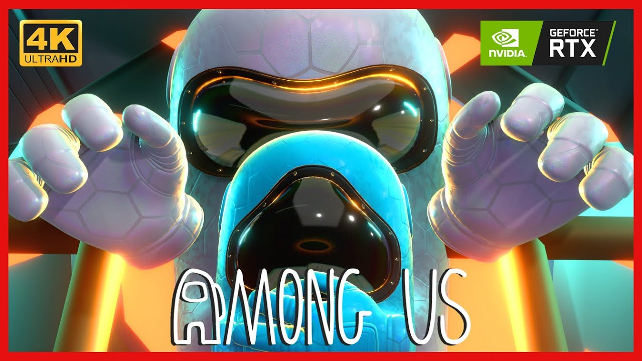 AMONG US 3D - THE IMPOSTOR LIFE - BEST ANIMATION COMPILATION #2