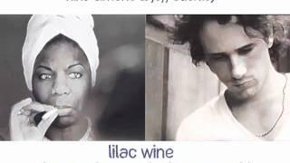 Nina Simone & Jeff Buckley - Lilac wine (Marco Rigamonti Rai Tunes Remix).mp4