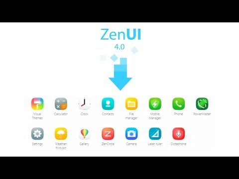 Asus ZenUI 4.0