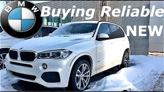 How To Buy A Reliable New BMW