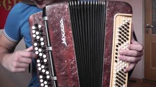 "М.Круг - ""Владимирский централ"" на баяне (видеоурок)"