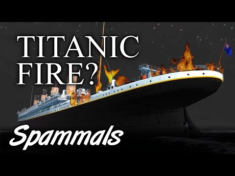 Titanic | DID FIRE SINK THE TITANIC?