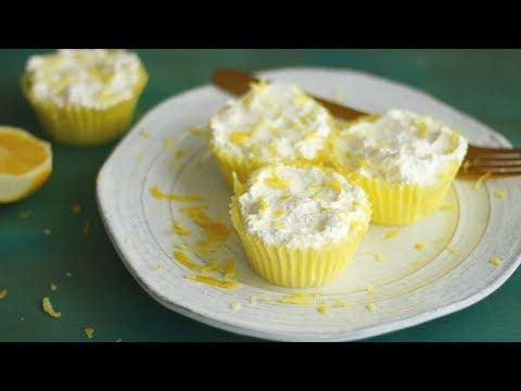 Mini Ice Box Lemon Pies