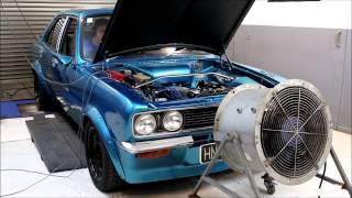 1975 Hillman Avenger 1500 Dyno Run