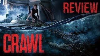 Review phim CRAWL (Địa Đạo Cá Sấu Tử Thần)