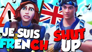 We've got ENGLAND on Fortnite! Here's what happened.