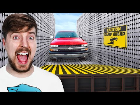 20,000 Magnets Vs A Car