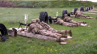 M240B Machine Gun Training