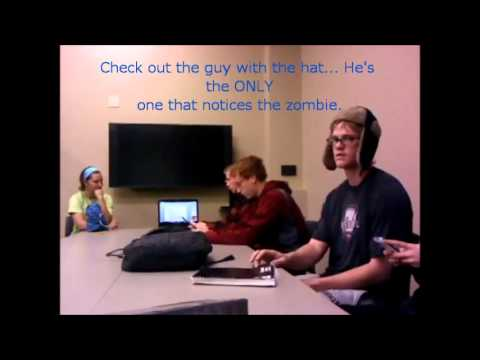 Inattentional Blindness Tests - YouTube