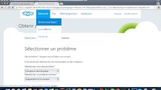Comment supprimer un compte Skype