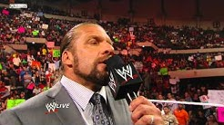 """Raw: WWE Chief Operating Officer  """"State of the  WWE"""" address"""
