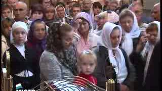 Преображение Господне. Престольный праздник Мгарского монастыря(Сюжет Полтавской телестудии