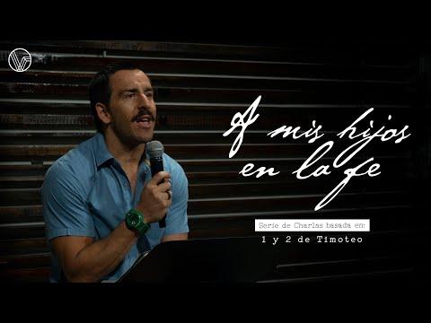 """Serie: A Mis Hijos En La Fe  """"La Vida Que Agrada A Dios"""" Rodrigo Fournier"""