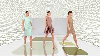 Программа для 3D моделирования одежды Vidya Assyst