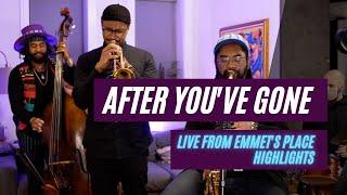 Emmet Cohen w/ Bruce Harris & Patrick Bartley | After You've Gone