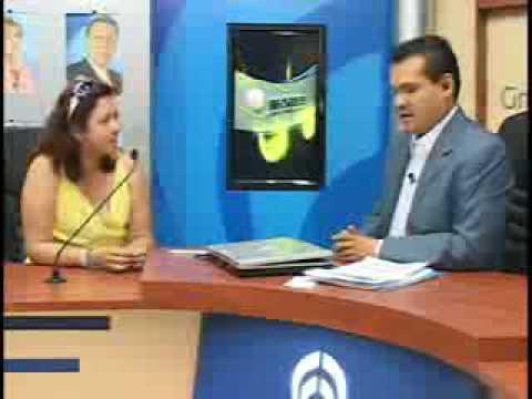 Gabriela Uribe Coordinadora Estatal Formacion Cont...