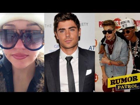 Amanda Bynes Long Term Psych Ward? Zac Efron Heroin Overdose? Justin Bieber Lil Twist Fight?