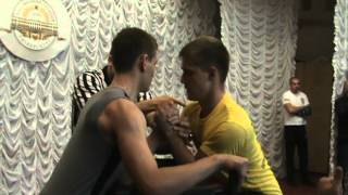 Кубок Днепропетровска по армрестлингу 2012