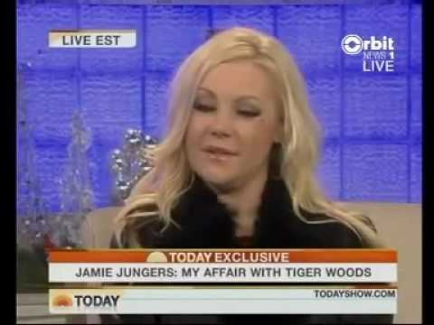 Tiger Woods alleged mistresses Jamie Jungers Interview  My Affair With Tiger Woods