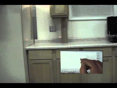 Lt 55 Xl Templating Counter Tops Youtube