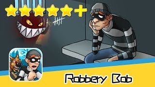 Robbery Bob™ Challenge Level 15 Walkthrough Stimulating Mission Recommend index five stars+