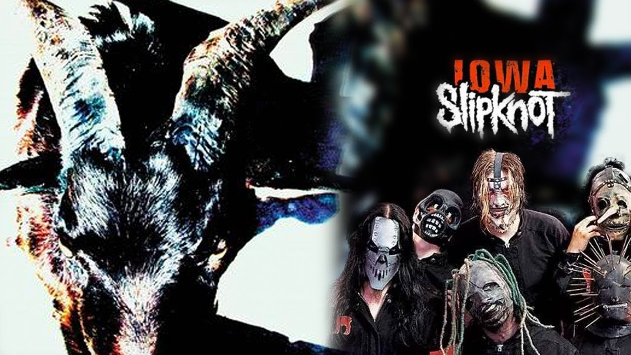 Image result for slipknot Iowa