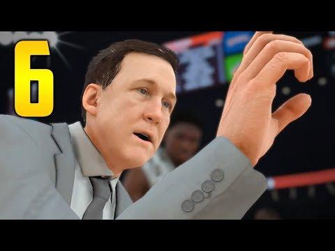 """NBA 2K18: My Career Gameplay Walkthrough - Part 6 """"THE LOSING STREAK IS OVER"""" (My Player Career)"""
