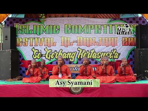 Asy Syamani - Juara 3//FesBan SMANIWA se-GerbangKertosusila 2018