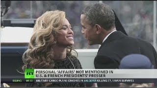 Obama Bashed Beyonce? What?