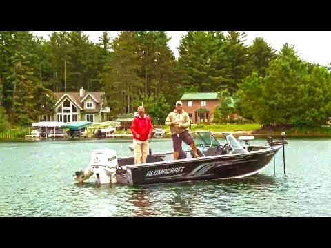 How To Fish For Mid Day Summer Walleyes