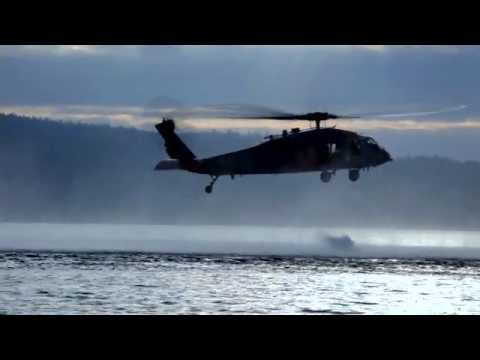 Navy Aviation Rescue Swimmers - Water Rescue