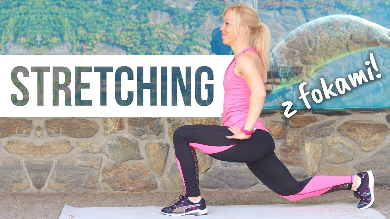 Stretching… Z FOKAMI! Rozciąganie całego ciała 2 | Codziennie Fit