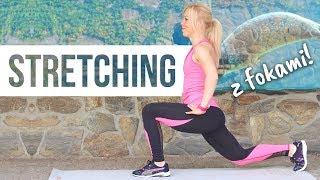 Stretching. Rozciąganie całego ciała 2... z FOKAMI! | Codziennie Fit
