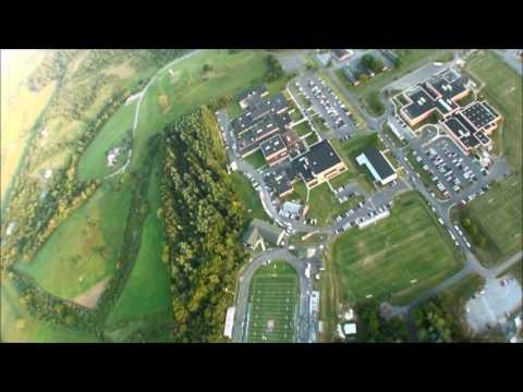 Wilson Memorial High School Parachute Demo-9/9/2016